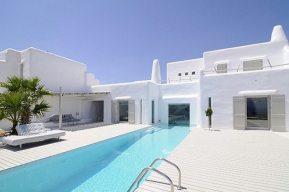 Alexander logodotis , Paros, Summerhouse