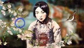 Hung Liu, Westerne Sky